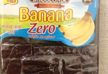 Banana Zero Da Colônia