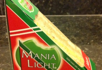 Sanduiche Natural de Atum Mania Light