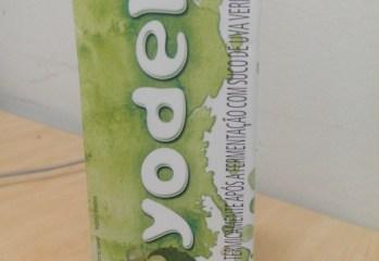Bebida Láctea Yodel Uva Verde Yakult
