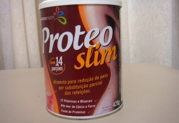 Proteo Slim Morango Proteo Nutri