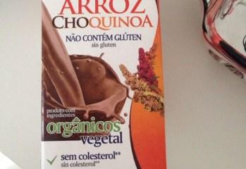 Bebida de Arroz Choquinoa Orgânico Isola Bio