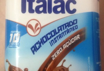 Achocolatado Zero Açúcar Italac