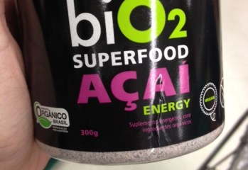 Superfood Açaí Energy Orgânico Bio2