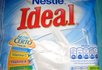 Composto Lácteo Ideal Nestlé
