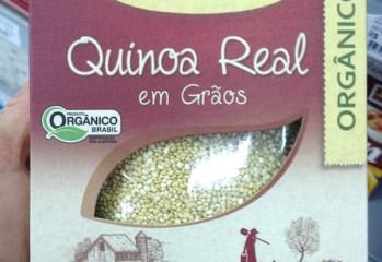 Quinoa Real em Grãos Orgânica Jasmine