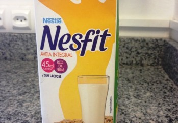 Bebida de Aveia Integral Nesfit Nestlé