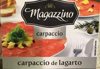 Carpaccio de Lagasto Magazzino