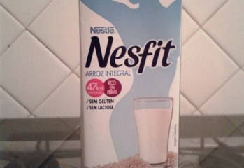 Bebida de Arroz Integral Nesfit Nestlé