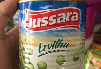 Ervilha em Conserva Jussara