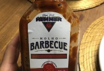 Molho Barbecue Hemmer