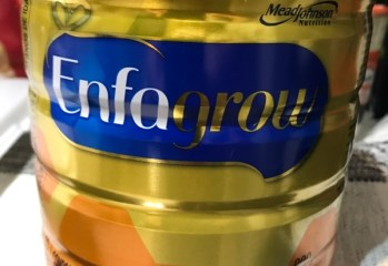 Composto Lácteo Enfagrow Mead Johnson (nova fórmula)