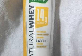 Iogurte Banana Natural Whey Verde Campo