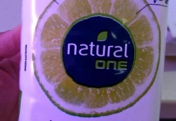 Limonada Adoçada Limão de Verdade Natural One