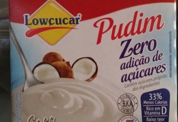 Pudim Coco Zero Lowçúcar