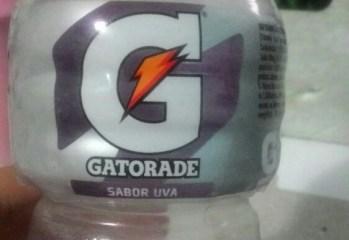 Isotônico Sabor Uva Gatorade