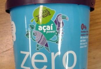 Açaí Power Natural com Guaraná Zero Eco Fresh