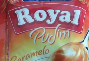 Pudim de Caramelo Royal