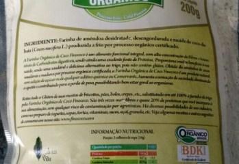 Farinha de Coco Orgânico Finococo