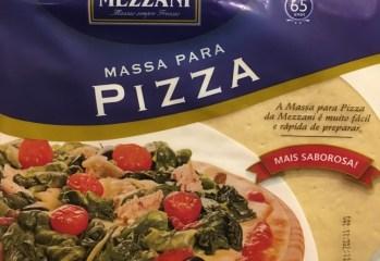 Massa para Pizza Mezzani