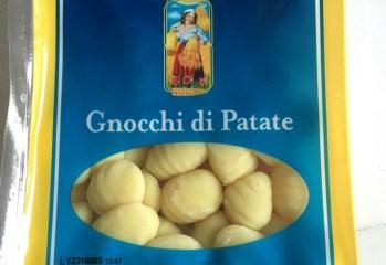 Nhoque de Batatas De Cecco