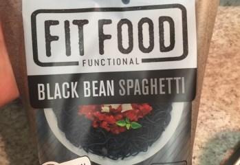 Espaguete de Feijão Preto Orgânico