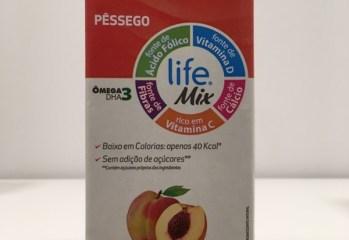 Bebida de Pêssego Luminus Life