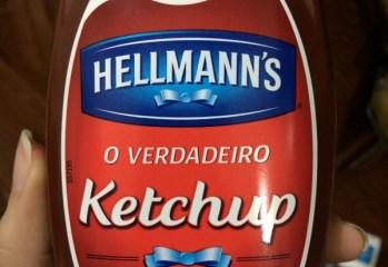 Ketchup Hellmann's
