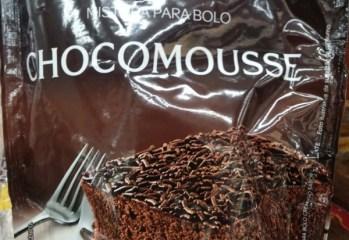 Mistura para Bolo Chocomousse Fleischmann
