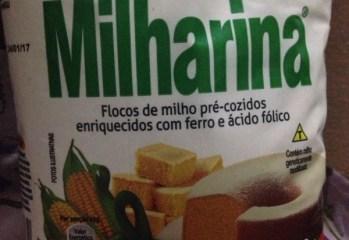 Flocos de Milho Milharina Quaker