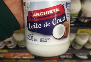 Leite de Coco Anchieta