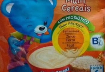 Mucilon Multi Cereais Nestlé