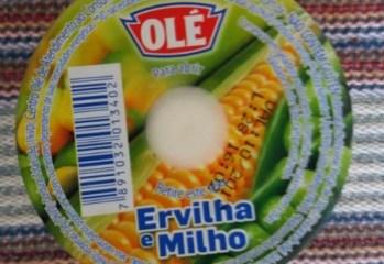 Ervilha e Milho em Conserva Olé