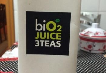Chá com Suco de Maçã Bio2