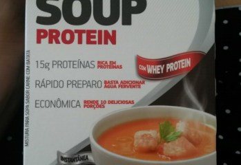 Soup Protein Muscle Gourmet