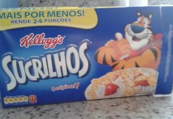 Sucrilhos Original Kellogg's