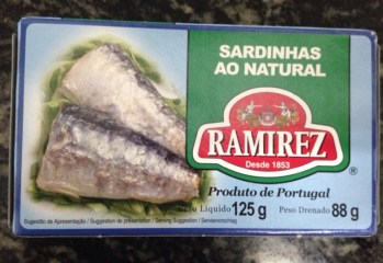 Sardinhas ao Natural Ramirez