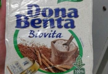 Farinha de Trigo Integral Biovita Dona Benta