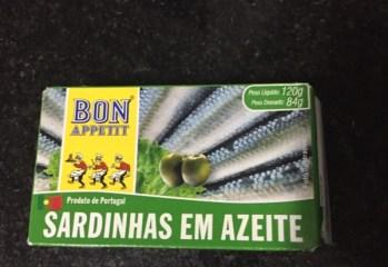 Sardinhas em Azeite Bon Appetit
