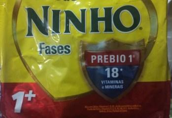 Composto Lacteo Ninho Fases 1 Nestle