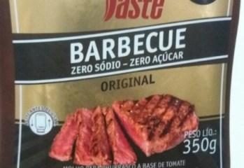 Molho Barbecue Original Zero Mrs Taste