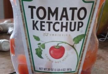 Tomato Ketchup Heinz