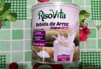 Bebida de Arroz Original Calcio RisoVita