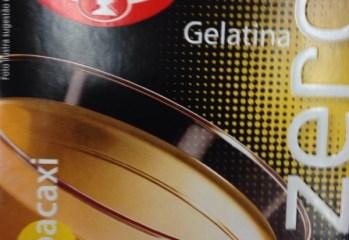 Gelatina Abacaxi Zero Dr. Oetker