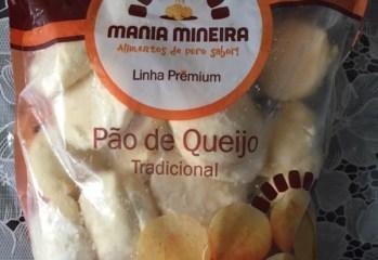 Pão de Queijo Tradicional Mania Mineira