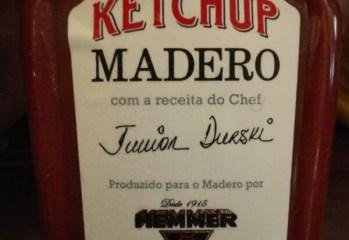 Ketchup Madero Hemmer