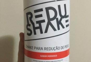 Shake Sabor Morango Redu Shake Viva