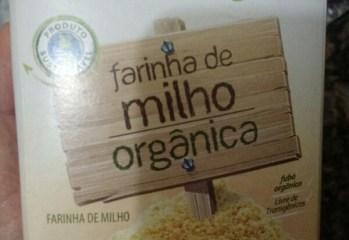 Farinha de Milho Orgânica Viapax Bio