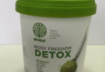 Sorbet Body Freedom Detox Abacaxi Whaka