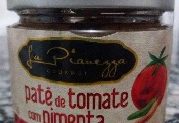 Patê de Tomate com Pimenta La Pianezza