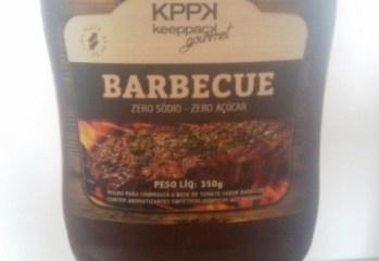 Molho Barbecue Zero KPPK